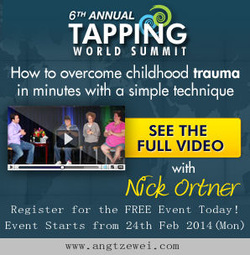 6th Annual Tapping World Summit